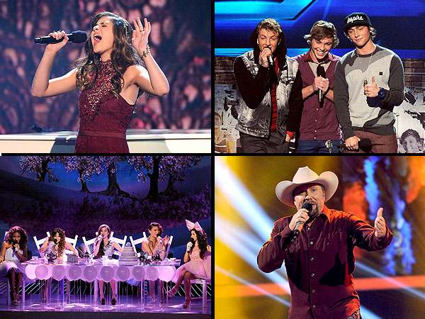 The X Factor: Who Stole the Show at the Semi-Finals?