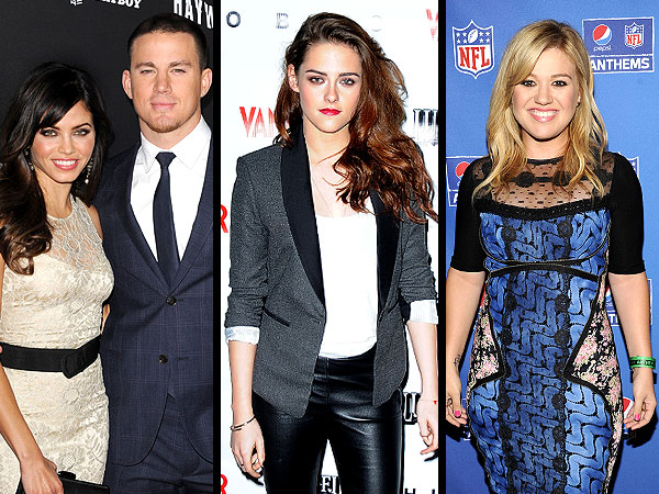 Kelly Clarkson's Engagement & Jenna Dewan's Baby News Get Readers' Top Reactions