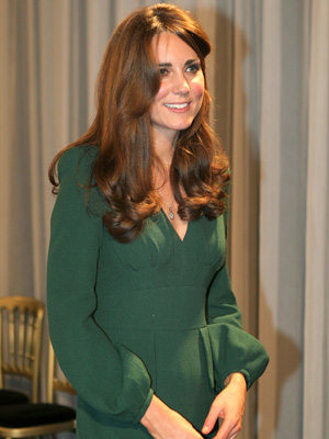 Kate Is Radiant in First Official Outing Since Hospital