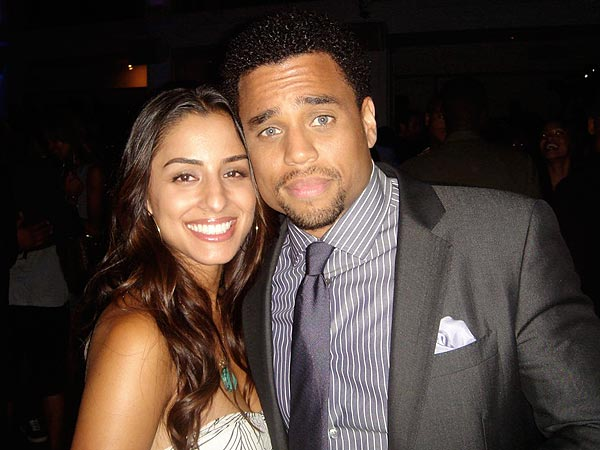 Michael Ealy Married Khatira Rafiqzada in October