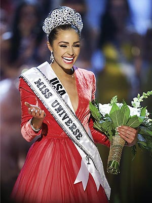 Miss Universe Is Olivia Culpo; Former Miss USA Takes the Crown