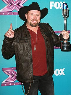 The X Factor: Tate Stevens Wins the Show