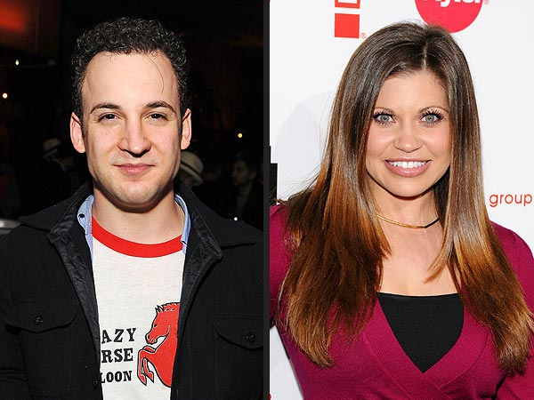 Ben Savage and Danielle Fishel Will Film Girl Meets World Pilot