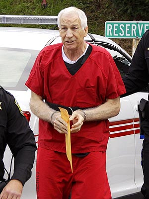 Jerry Sandusky Victim Speaks Out