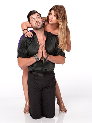 Dancing With the Stars - Maksim Chmerkovskiy Elimination
