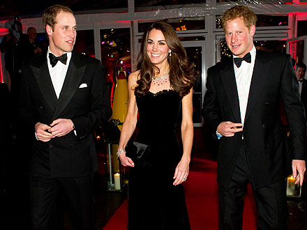 Prince William, Kate Middleton, Prince Harry Give Back With Royal Foundation