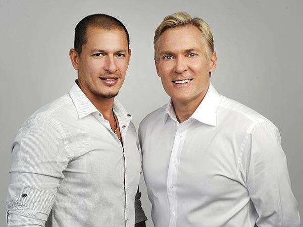 Sam Champion Engaged to Rubem Robierb