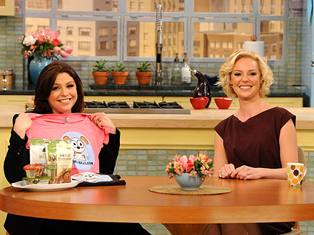 Rachael Ray Donates $150,000 to Katherine Heigl&#39;s Animal Charity
