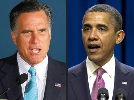 Election Day 2012: Barack Obama, Mitt Romney and Their Dogs