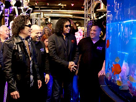 Tanked Season 2 Features KISS Guest Appearance