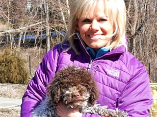 Gretchen Carlson Surprises Her Daughter – with a Puppy!
