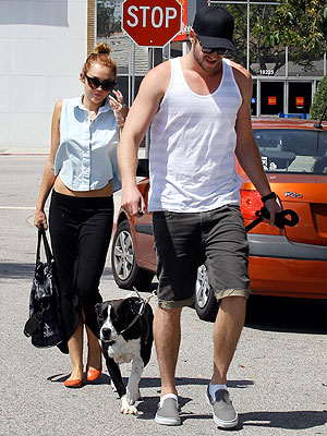 Miley Cyrus Adopts Fifth Dog