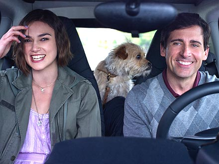 Keira Knightley Battles Dog Costar in Seeking a Friend for the End of the World