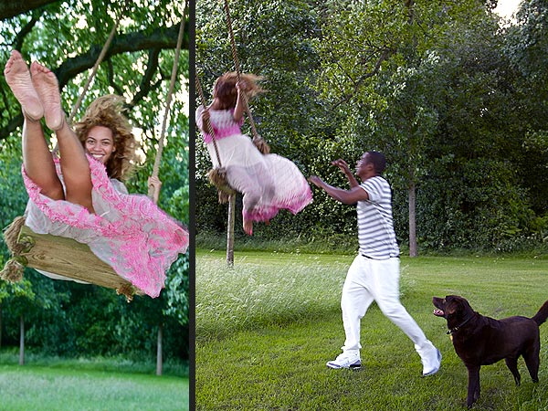 Beyonce Photos on Tumblr Feature Dog