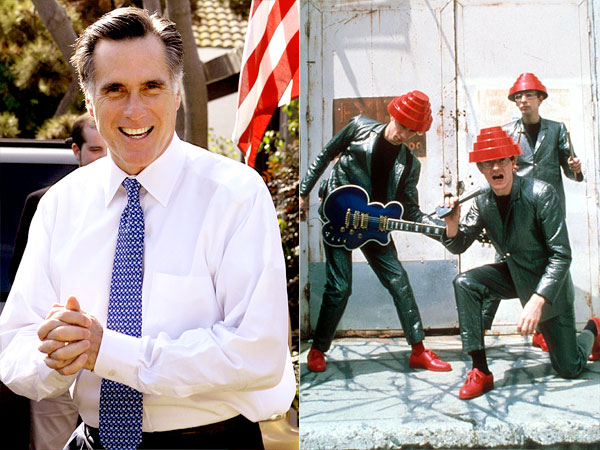 Devo Dedicates Track to Mitt Romney Dog Seamus