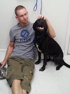 Dog Travels 500 Miles to South Carolina Home