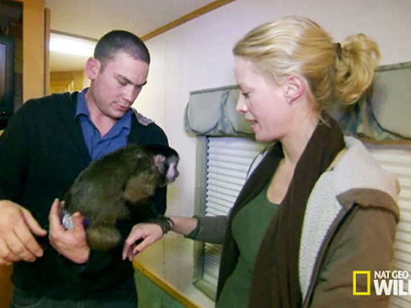 Alison Eastwood Saves Exotics in Animal Intervention