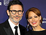 Stars Honor the Best in Show | Berenice Bejo, Michel Hazanavicius