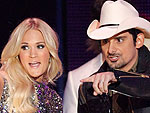 The Evening's Funniest One-Liners | Brad Paisley, Carrie Underwood