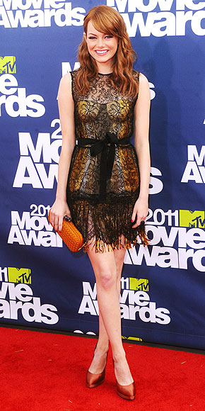 Flashback! 10 Memorable MTV Movie Award Looks