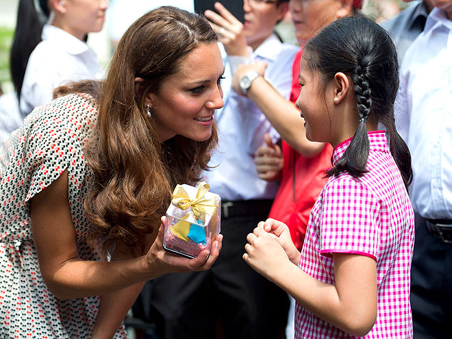 Prince William & Kate Middleton's Asia Adventures