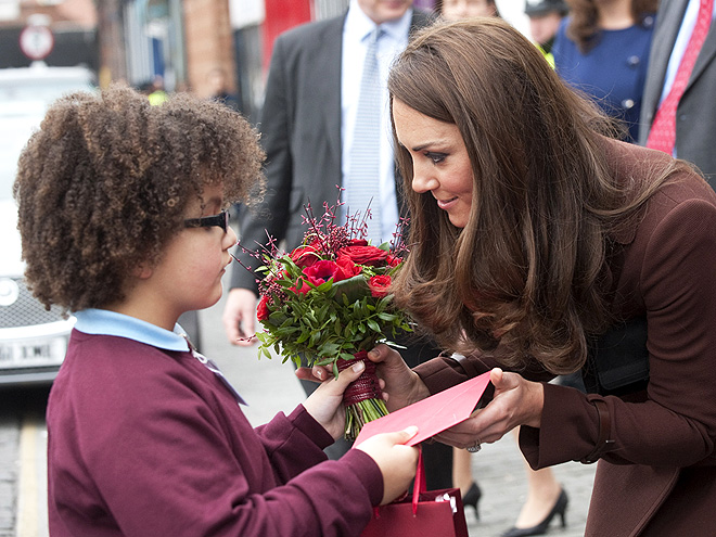 William & Kate: In Love … with Children!