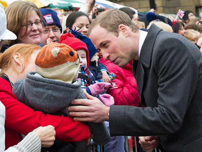 William and Kate: In Love . . . with Children!