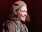 See Latest Johnny Depp Photos