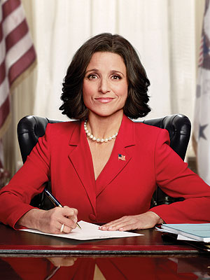 Veep: Julia Louis-Dreyfus Is One of TV&#39;s Greatest, Says Critic