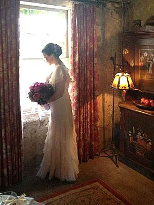Ricki Lake Wedding: She Elopes with Christian Evans