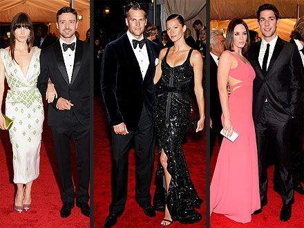 Which Met Gala Couple Was the Most Fashion-Forward?