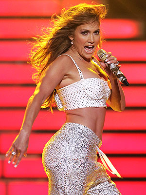 Jennifer Lopez, Liz Imperio: Dance Moves on Summer Tour