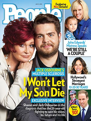 Jack Osbourne: How I Discovered I Have Multiple Sclerosis