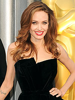 Red Carpet to Your Closet: 25 Best Dresses of Awards Season | Angelina Jolie