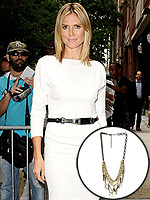 8 Genius Ways to Take an Outfit from Day to Night | Heidi Klum