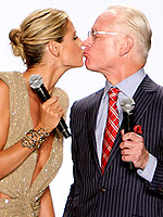 New York Spring 2013: Day 2 | Heidi Klum, Tim Gunn