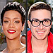 They Could Be Hair Twins! | Rihanna, Vinny Guadagnino