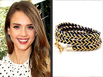Shop This Celeb Trend: Wrap Bracelets | Jessica Alba