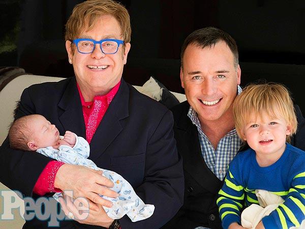 Elton John's Family Album