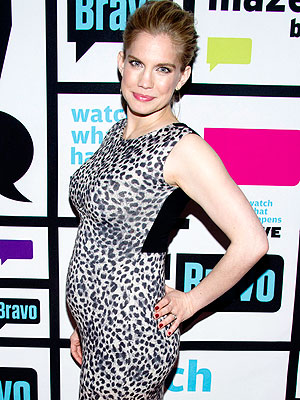 Anna Chlumsky Pregnant Baby Bump Photo