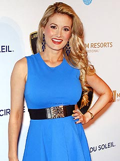 Holly Madison Breastfeeding