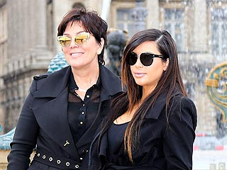Oh Bébé! What Did Kim Kardashian Pick Up in Paris?