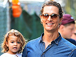 The Alves-McConaugheys | Camila Alves, Matthew McConaughey