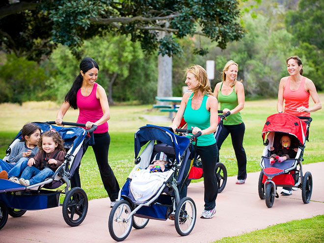7 Ways to Make Post-Baby Exercising Easy