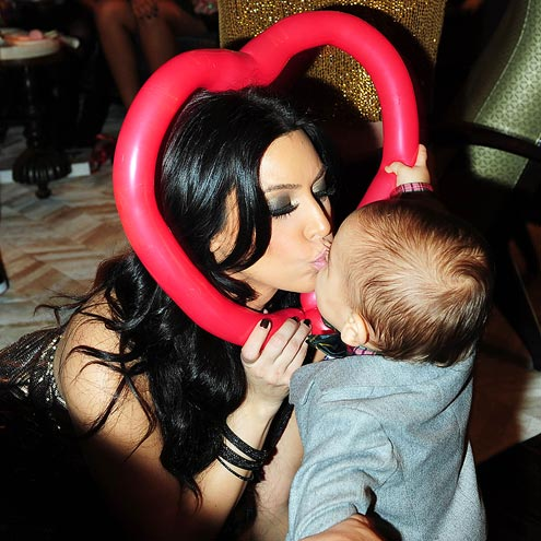Kim Kardashian & Mason's Most Precious Moments