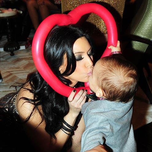 Kim Kardashian & Mason's Most Precious Moments
