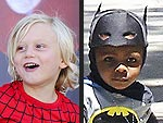 Up, Up and Away! Hollywood's Mini Superheroes