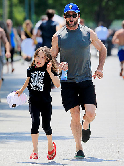 Stars & Their Mini Workout Partners