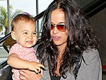 Who's That Baby, Michelle Rodriguez?