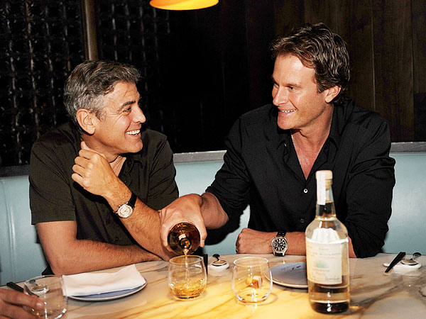George Clooney Kicks Off a Tequila-Fueled Road Trip